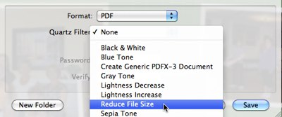 Preview.app Reduce File Size Screenshot