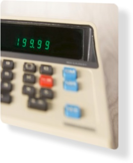 Retro Calculator image