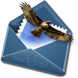 Back To Mail logo