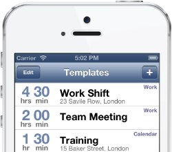 Calendar Paste screenshot